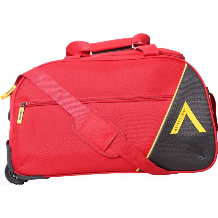 Aristocrat Dream Next Duffle on Wheel 55cm (Red)