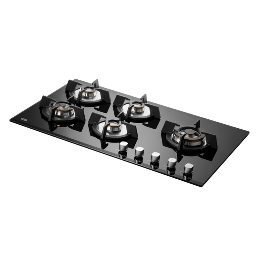Kaff Built-In Hob Kh 86 Br 53 5Burner by Kaff