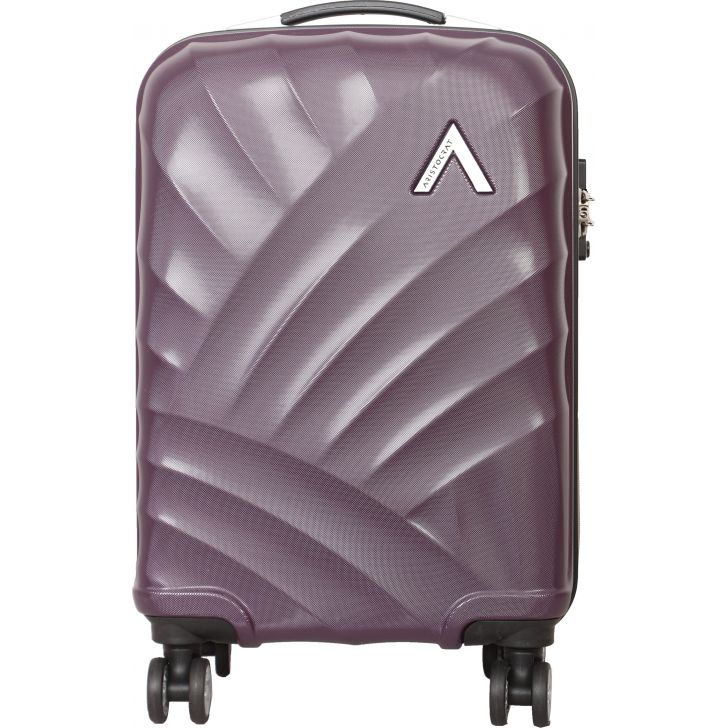 Aristocrat Legend Hard Trolley 55 cm (Purple)