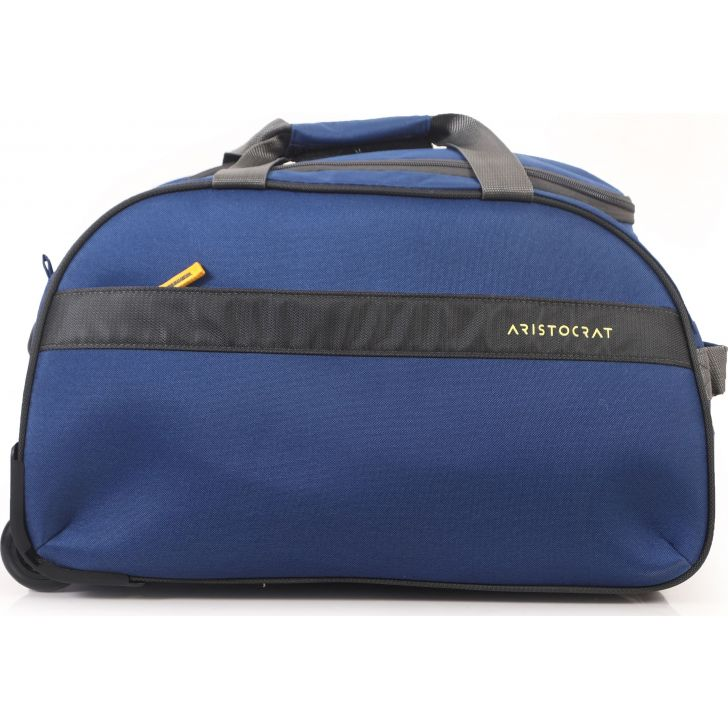 Aristocrat Dream Lite Duffle on Wheel (Blue)