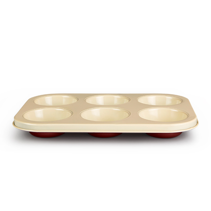 Living Essence 6 Cup Muffin Pan