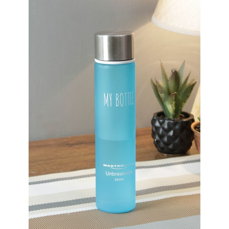 Mastercool Plastic Bottle in Blue Colour by mastercool