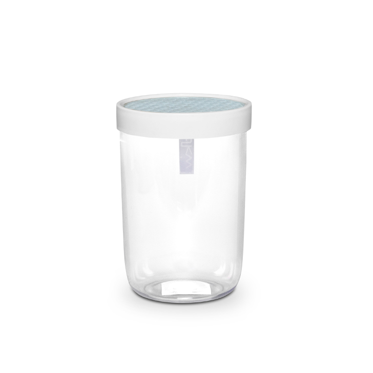 Saan Canister Round 850 ml Containers by Living Essence