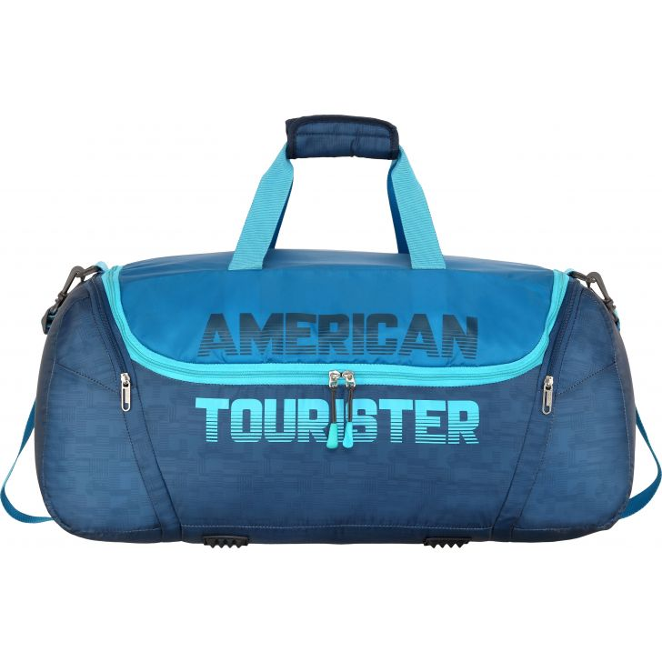 American Tourister Grid 55cm Airbag (Blue)