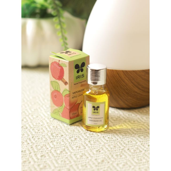 Refill Scented OIl In 15Ml Glass Bottle in Amber Rose Colour