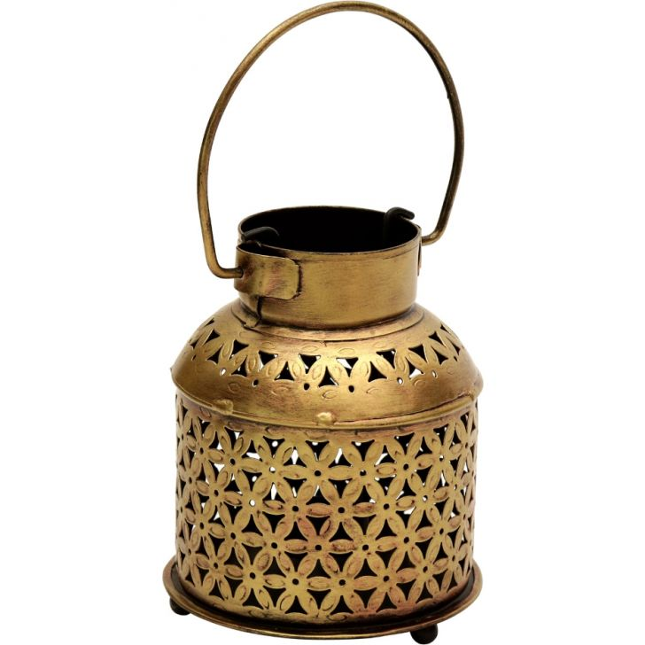 Candle Holder Iron Metal Candle Holder by Vedas