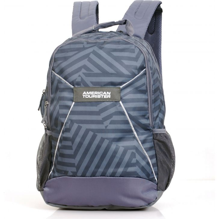 American Tourister Flash Backpack Large (Grey)