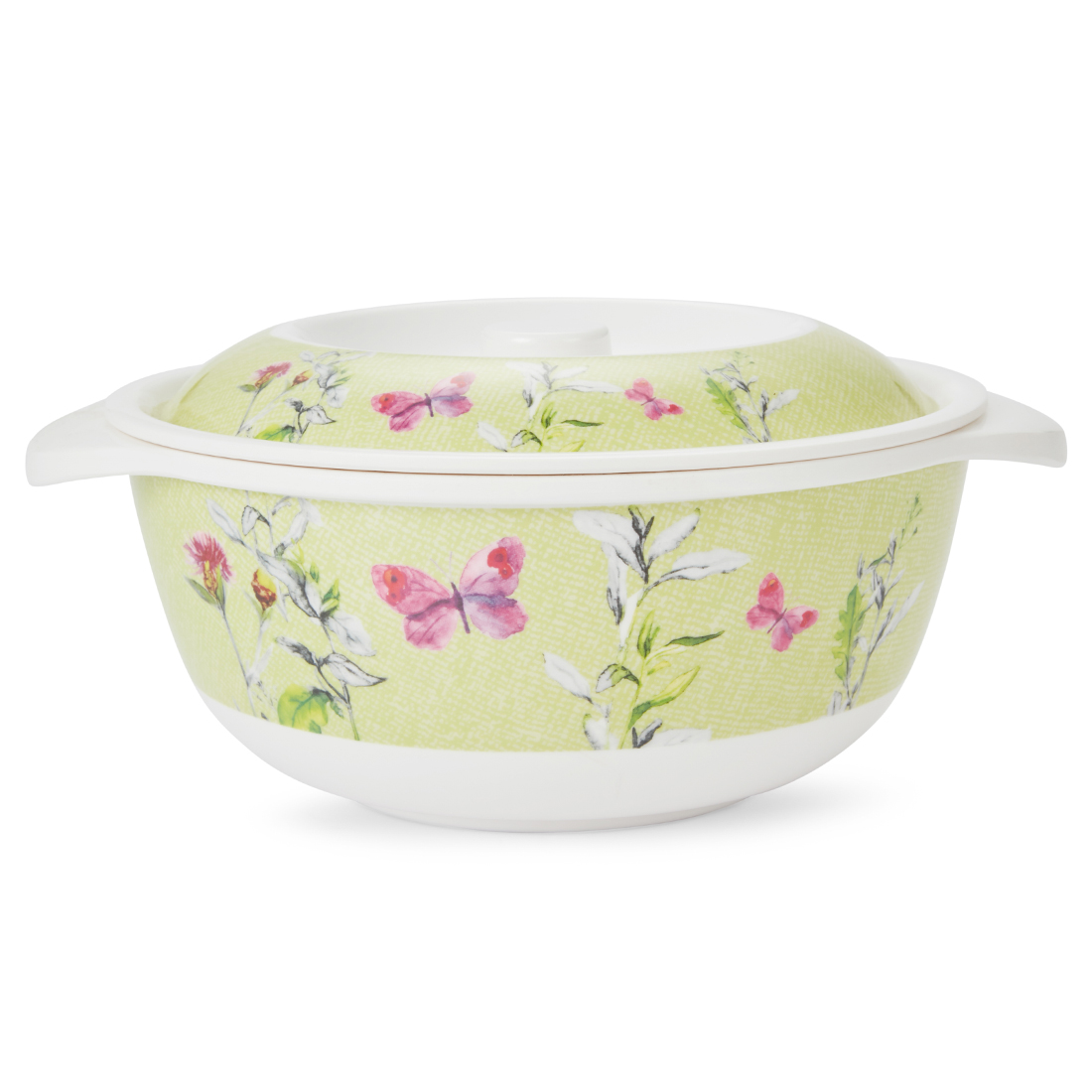 Aster Cassero With Lid Casseroles in Multicolour Colour by Living Essence