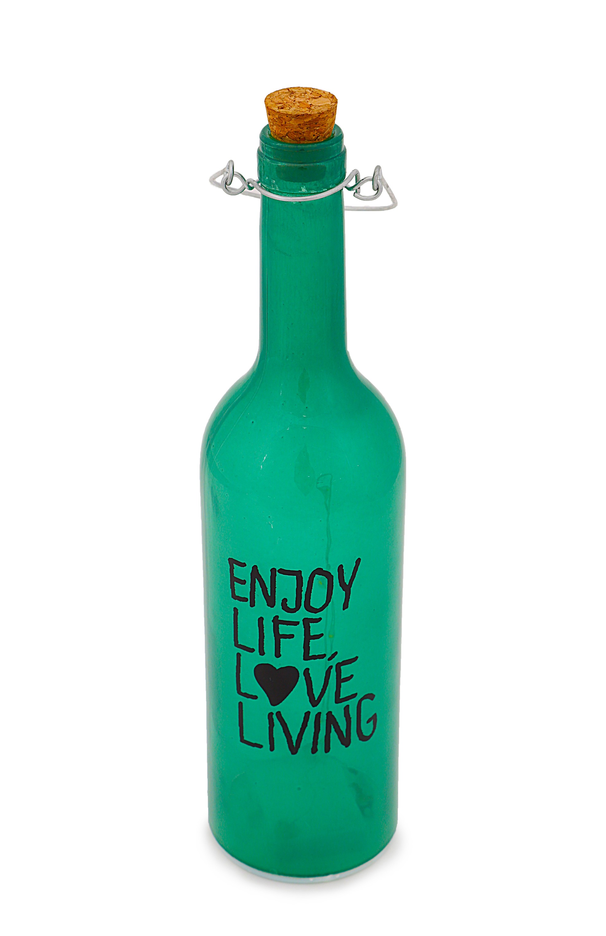 AW17 VENUS LETTERING DECAL BTTL ULTRA Glass Accent Lighting in Emerald Colour by Living Essence